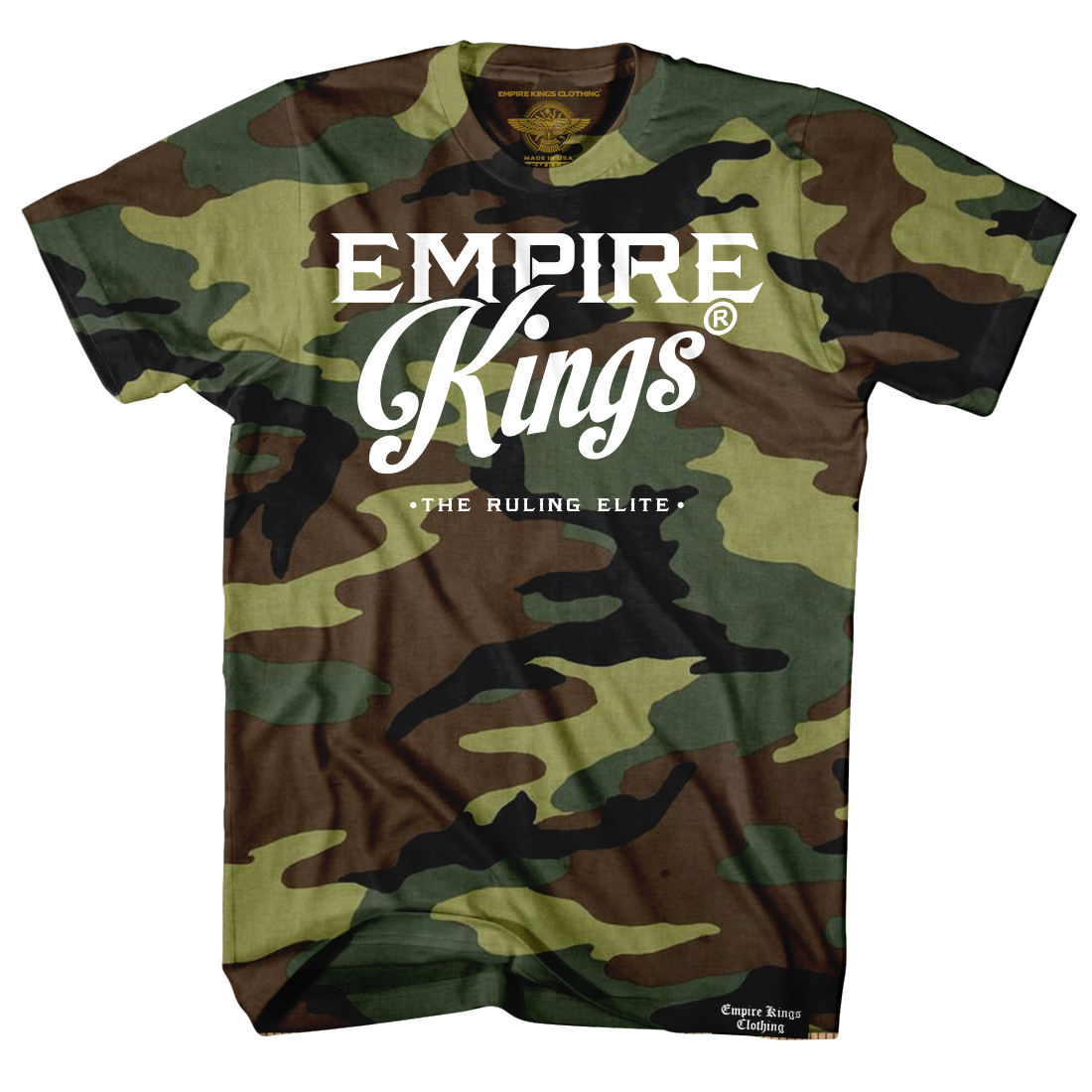 Empire Kings Clothing Camou