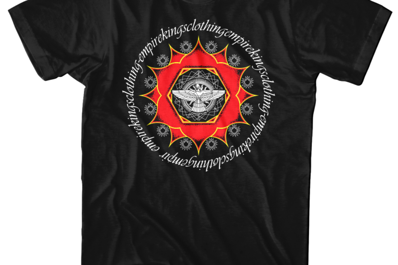 Empire Kings Clothing Mandala